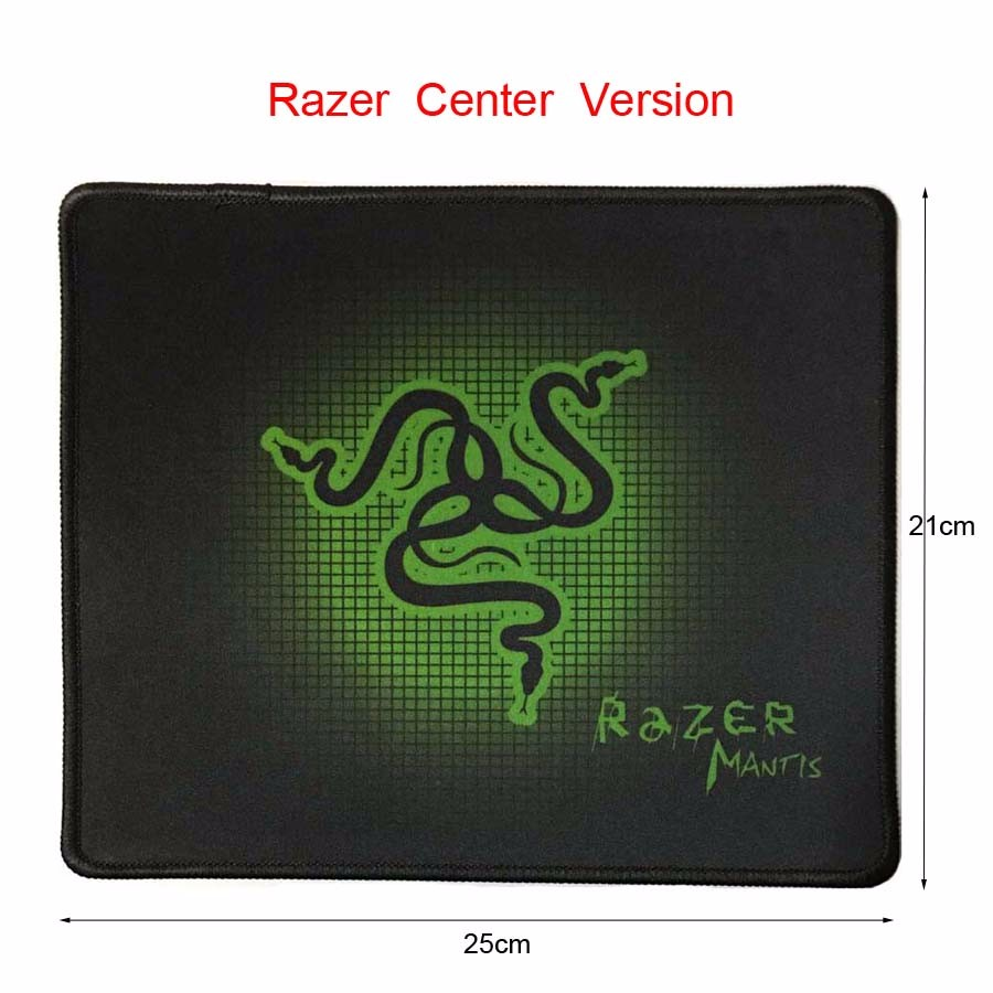 OEM Boxed!!Razer Goliathus Mouse pad  300*250*2 Speed/Control version Gaming Mouse Pad For Game sc2 wow dota 2 lol CS No box