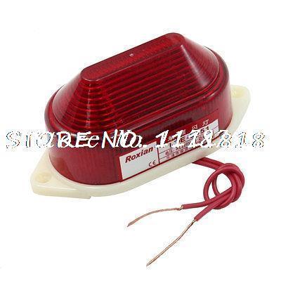 AC 220V 3W Emergency Flash Light Security Warning Lamp for Machine(China (Mainland))