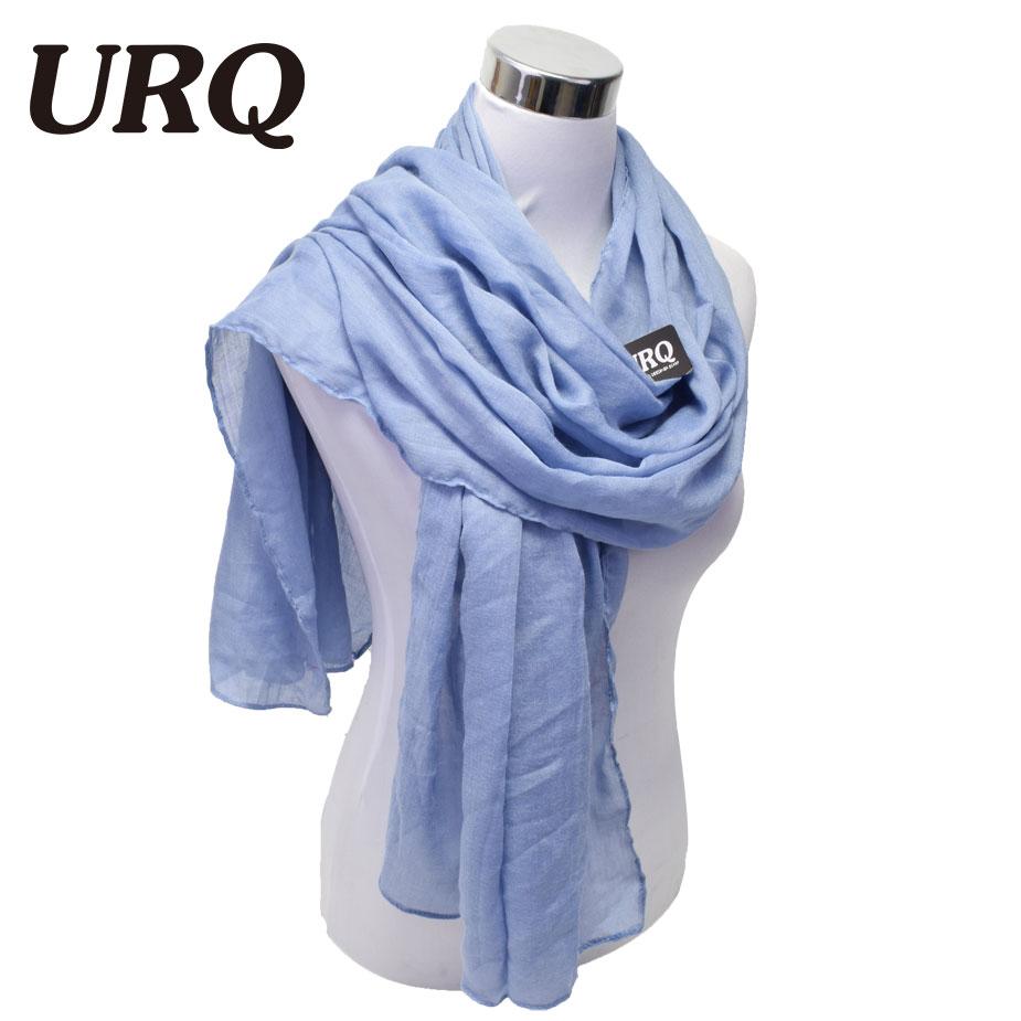 Fashion scarves 2016 new Design Cotton Scarves Spring Foulard Femme Basic Solid colored scarves Plain Viscose Hijab V7A18480(China (Mainland))