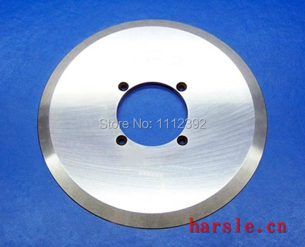 Tungsten Carbide circular flat slitting blades for cutting electrical steel coils laminate(China (Mainland))