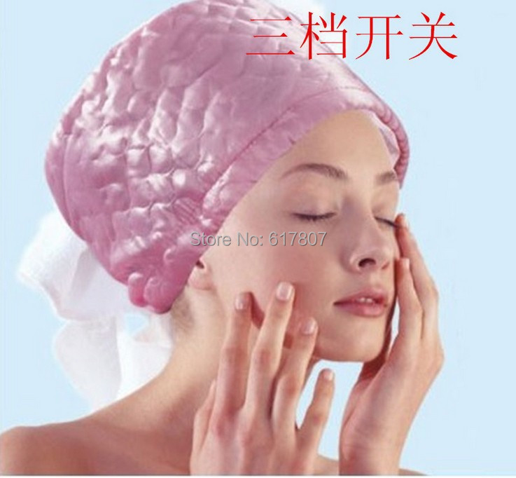 Free Shipping 1pc Electric font b Hair b font Thermal Treatment Beauty Steamer SPA Nourishing font