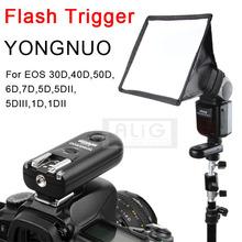 1Set YongNuo RF-603 II C3 Wireless Flash Trigger Transceiver for 40D 50D 6D 7D 5D Mark II 5D Mark III 1D 1D Mark II(China (Mainland))