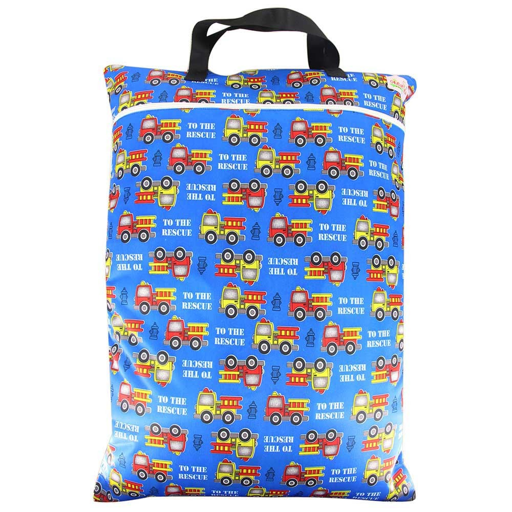 waterproof large hanging wet dry bag with cloth diaper inserts nappy reusable baby bags for mom. Black Bedroom Furniture Sets. Home Design Ideas