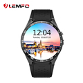New Lemfo KW88 Android 5 1 OS Smart Watch Phone MTK6580 ROM 4GB RAM 512MB 1