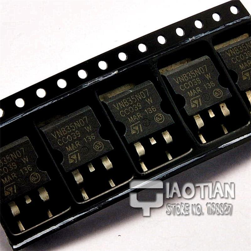 VNB35N07 36a/70 v/125 w to-intelligente interruttore di alimentazione transistor(China (Mainland))