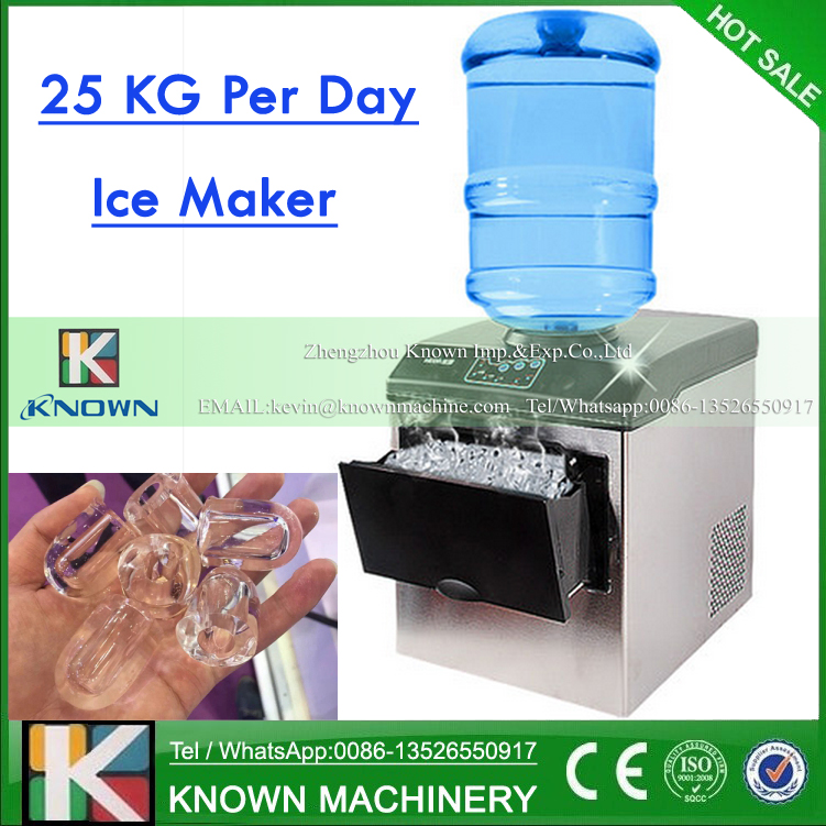 Countertop Ice Maker Lowes : ... countertop Automatic bullet ice maker making machine(China (Mainland