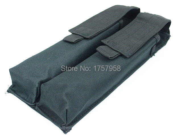 Molle Double P90/UMP Magazine Pouch Tactical Molle Dual Pouch(China (Mainland))