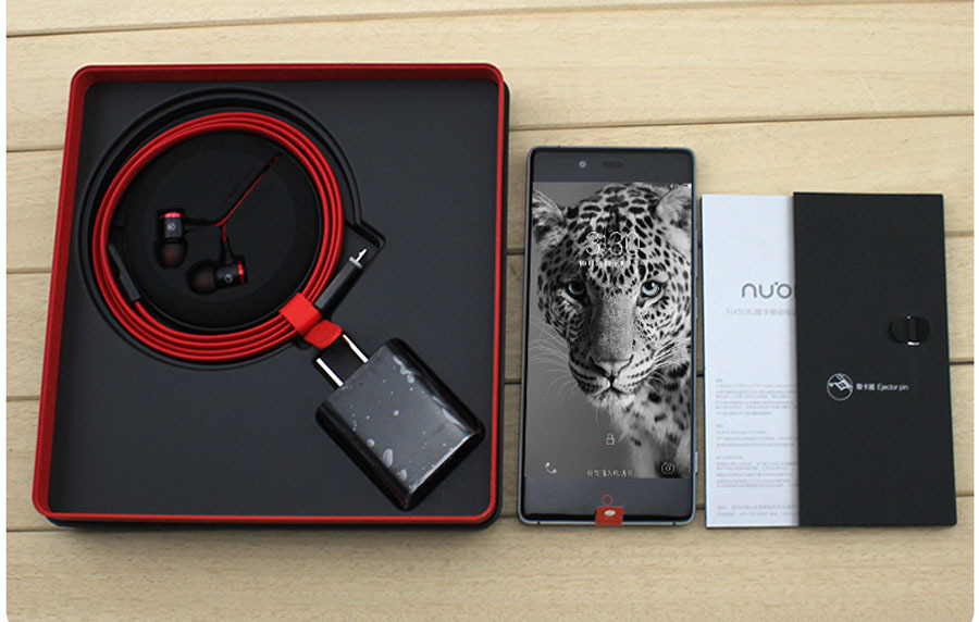 Original ZTE Nubia Z9 4G LTE Cellphone 5 2 Android 5 0 Sanpdragon 810 Octa Core