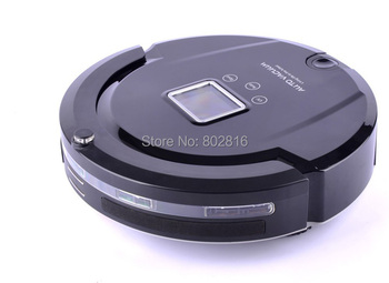 Free shipping Multifunctional Lowest Noise/Longest Working Time Intelligent Vacuum Cleaner,Auto Vacuum Cleaner