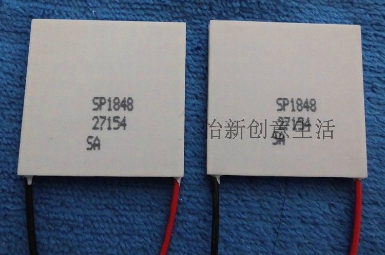 Freeshipping 10pcs/lot Semiconductor thermoelectric power generation SP1848-27145(China (Mainland))