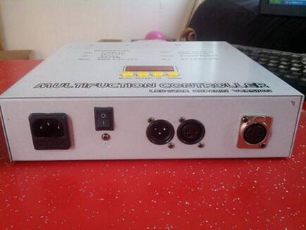 LED Star Curtain dedicated controller; DMX512 RGB Controller;LED video screen controller(China (Mainland))