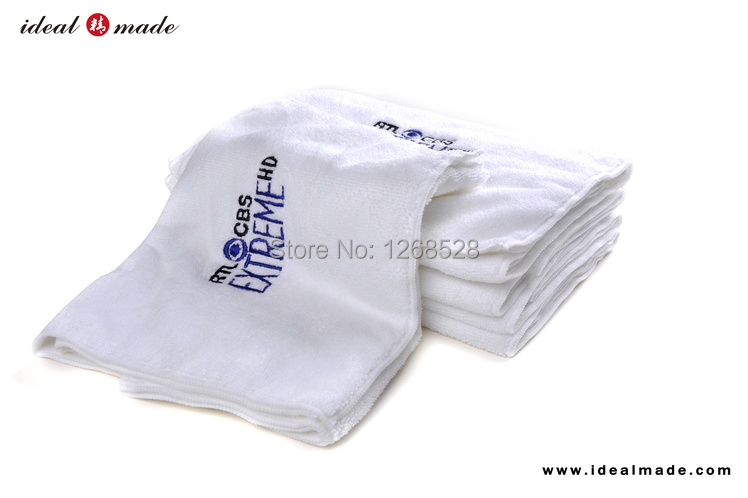Fast Production Outdoor Sports towel Branding Logo Embroidery Custom size Microfiber Terry 280gsm For Outdoors Sports and Travel(China (Mainland))