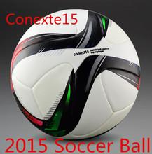 Großhandel 2015 Fußball Conext15 Premier League Fußball PU Granulat rutschfeste Champions League Fußball Größe 5(China (Mainland))