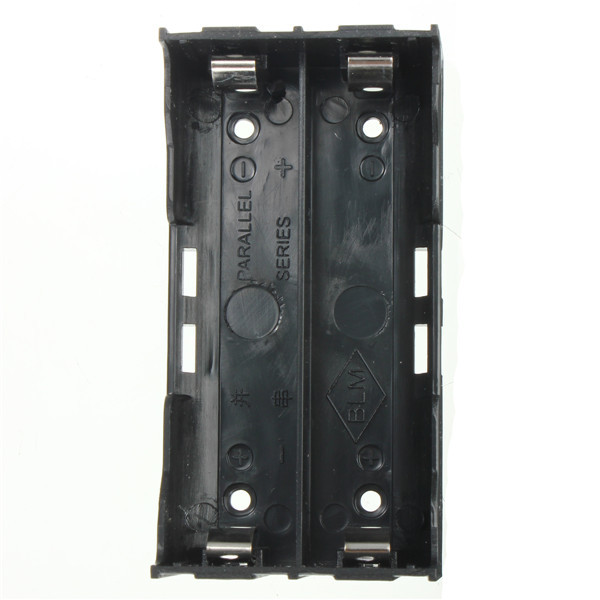 image for Hot Sale 78x40x24mm Useful ABS Plastic Storage Box Case Holder For 2x