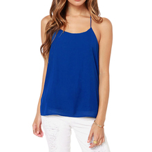 Women Candy Color Tank