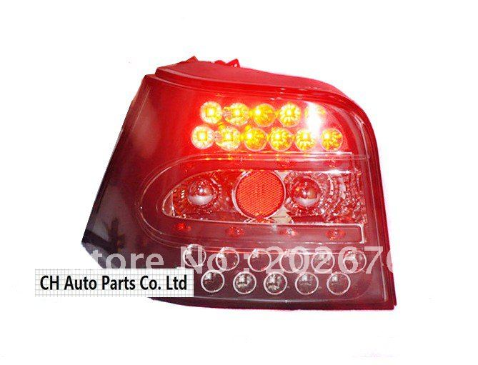 FREE SHIPPING , VOLKSWAGEN VW GOLF4 LED AUTO TAIL LIGHT/REAR LAMP ASSEMBLY<br><br>Aliexpress