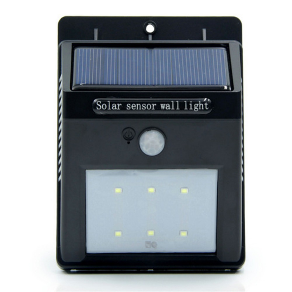 Buy Solar Power Pir Motion Detector Sensor 16 Led