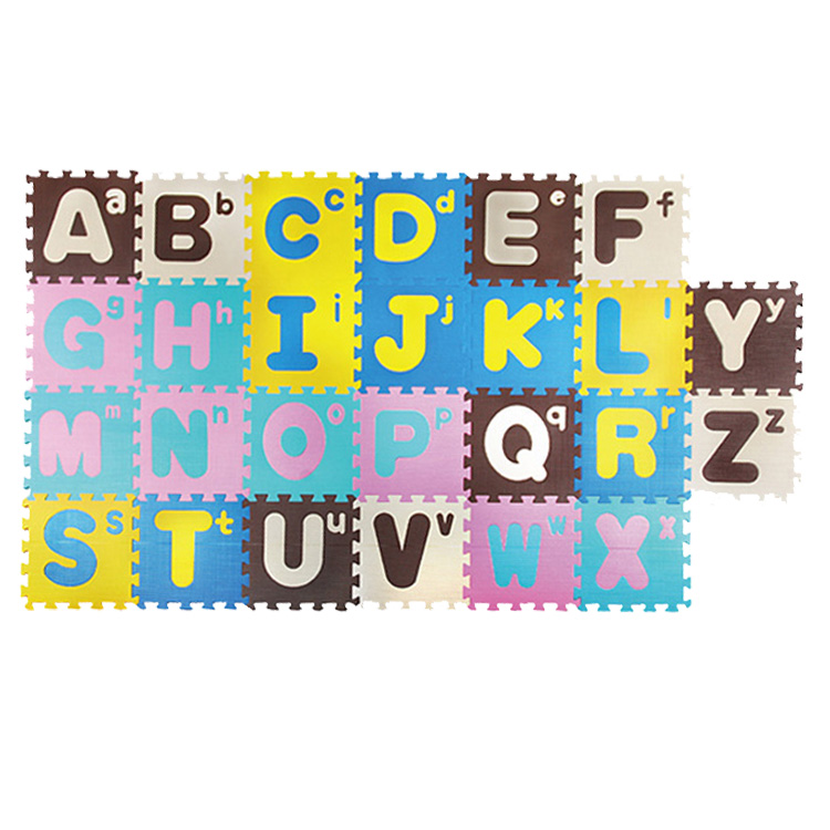 Alphabet tapis de jeu promotion achetez des alphabet tapis de jeu promotionne - Tapis mousse alphabet ...
