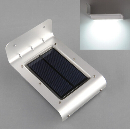 Generation 16 LED Solar Power Energy Bright PIR Human Body Motion Sensor Induced Garden Security Lamp Outdoor Light - Shenzhen Rise-Top Technology Co.,LTD store