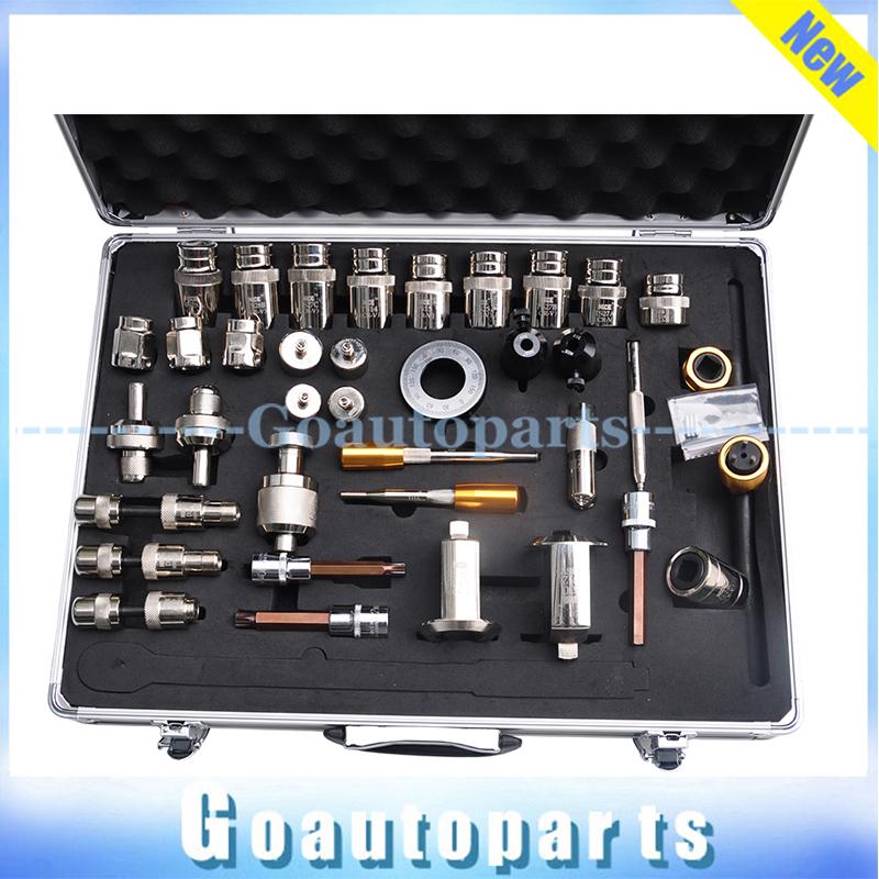 New Version 38 Pcs Common Rail Injectors Repair Tools Kit Common Rail CRI Assembling and Disassembling Tool Kits(China (Mainland))