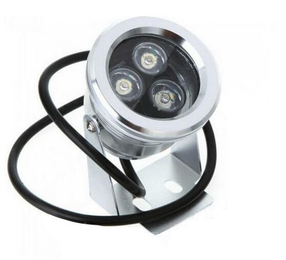 3W (3*1W) 12V Waterproof ip67 LED Floodlight Underwater LED Flood light Warm white Cold white<br><br>Aliexpress