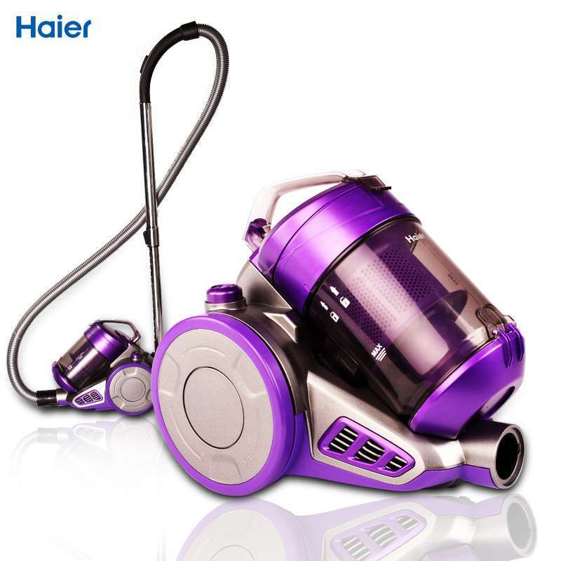 Purple ZW1401B strong suction household Canister vacuum cleaner(China (Mainland))