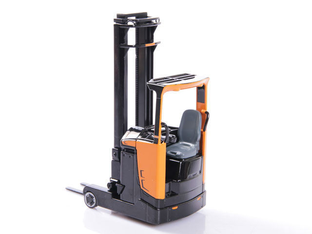 Norscot humanic reach truck 1/25 scale 58303 toy(China (Mainland))