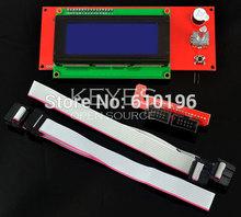 3PCS/LOT 3D Printer Reprap Smart Controller Reprap Ramps 1.4 2004 LCD Control