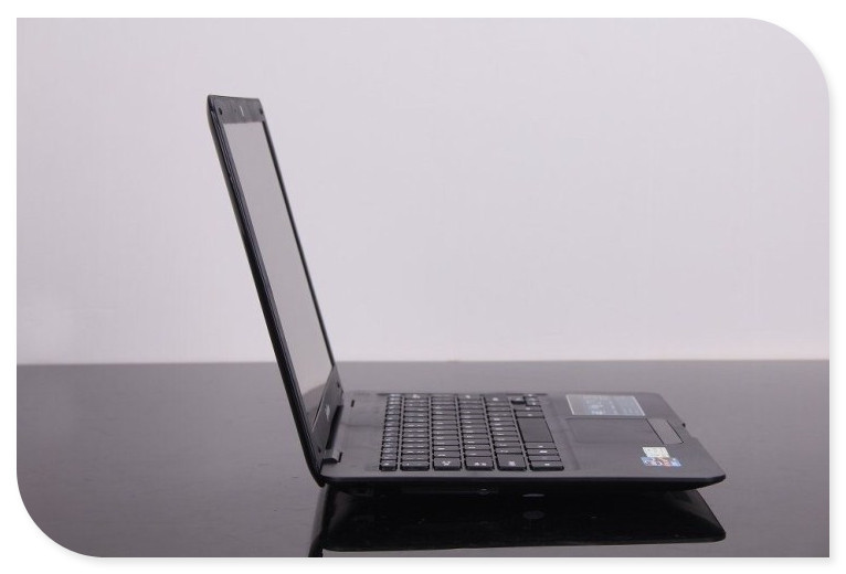 Free shipping Cheapest 14inch ultra slim laptop notebook computer J1800/J1900 2.4Ghz dual core camera WIFI