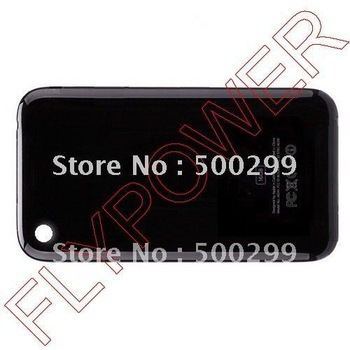 For iphone 3GS Battery cover, back cover, battery door by free shipping; 5pcs/lot(China (Mainland))