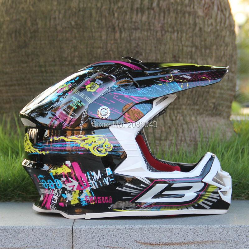Free Shopping motorcycle Helmet Professional Moto Cross Helmet MTB DH racing helmet motocross downhill bike helmet(China (Mainland))