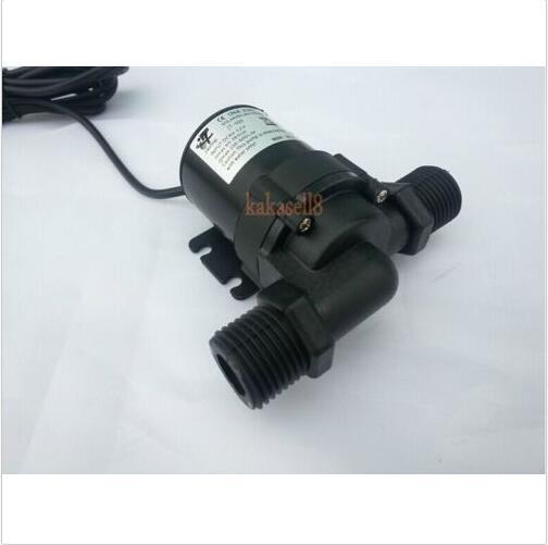 Solar Dc 12v 24v Hot Water Circulation Pump Brushless