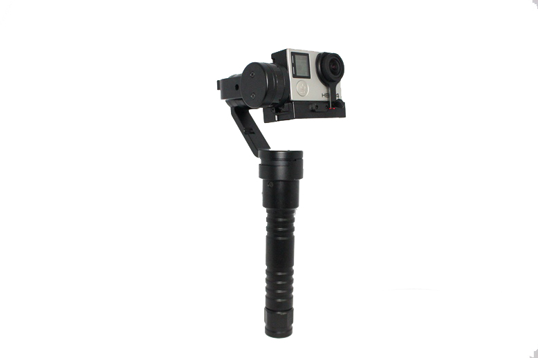 F16558 Beholder GOPRO4/3+ GOPRO3 Auto stabilizing Handheld Stabilizer 3 axis Gimbal for gopro sports camera <br><br>Aliexpress