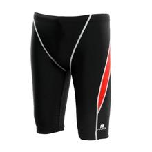 2016 Men Swim Jammers Quick Dry Swimwear Trunks Professional Sports Suit Sportwear Short Swim Pants Sharkskin Trunk