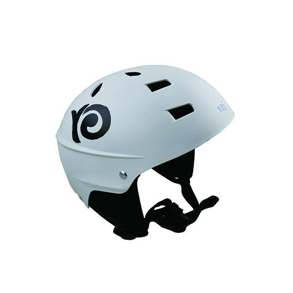 safety water sports head guard safety kayak helmet skating head protective white/ yellow(China (Mainland))