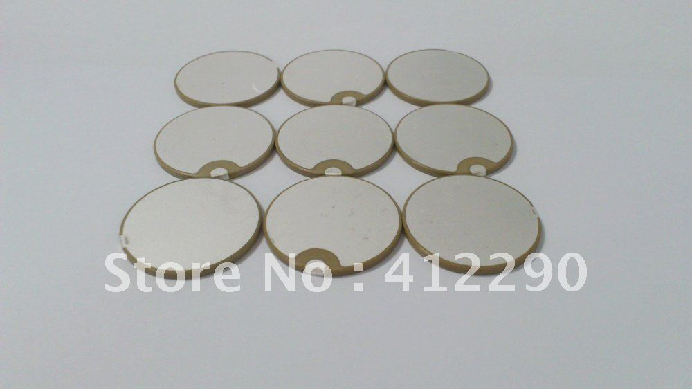 15*2MHZ Piezoelectric ceramic wafer<br><br>Aliexpress