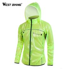 Buy WEST BIKING Raincoat MTB Cycling Jersey Jacket Waterproof Windproof TPU Raincoat Bike Bicycle Raincoat Cycling Clothes for $15.85 in AliExpress store