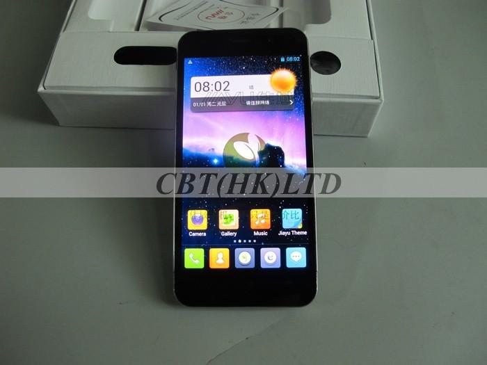 Oringinal jiayu G5 phone mtk6589T quad core 1.5Ghz 13.0MP 4.5inch IPS Gorilla glass screen 1280*720 android 4.2 3G smart phone(Hong Kong)