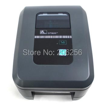 Hot selling Zebra GT820 203DPI Desktop Direct Thermal or Thermal Transfer Barcode Label Printer Tag print