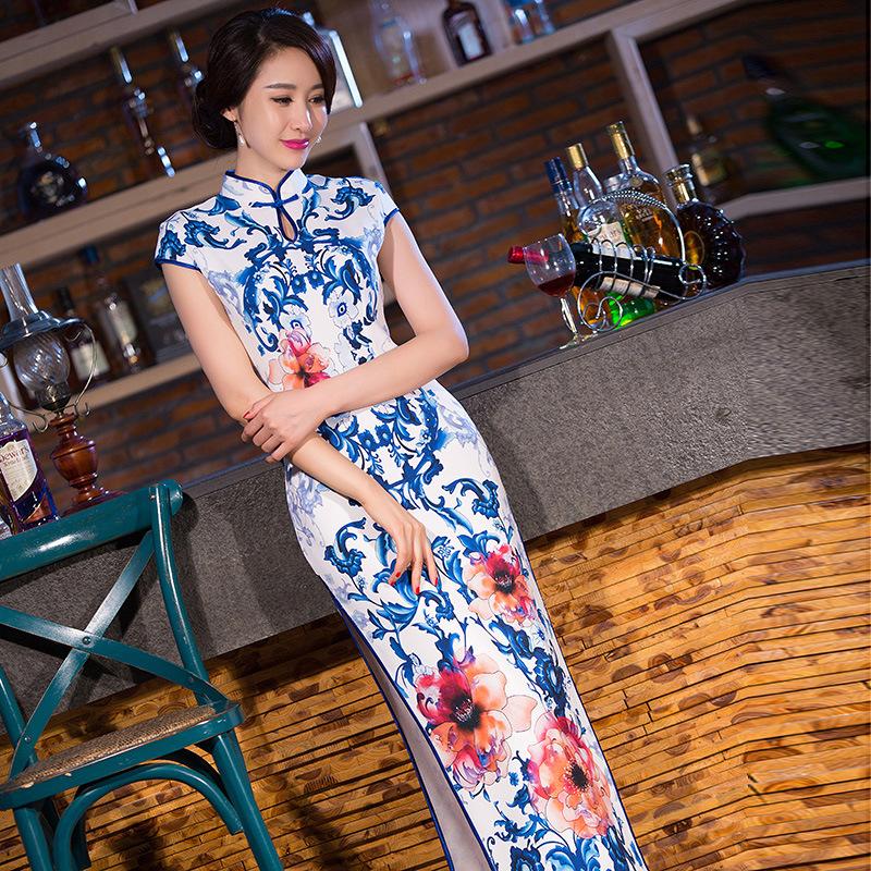Modern Cheongsam Design Reviews - Online Shopping Modern