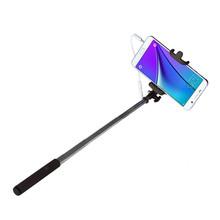 Malloom Palo selfie monopod camera Mini pau de selfie universal Extendable Handheld Fold Holder perche selfie stick monopod(China (Mainland))