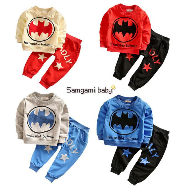 Детская Одежда Наборы Дети Супергерой Человек-Паук Пижамы Пижамы