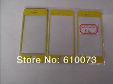 For iPhone 5 5C 5S Outer Screen Glass Lens Colorful Touch Screen Cover for iPhone5 5g 5th 5C 5S