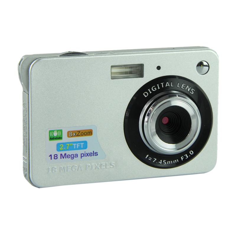 Fantastic C1 4X Zoom HD Digital Camera 16MP 2 7 TFT Smile Capture Anti shake Video