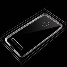 Ultra Thin Transparent Clear TPU Case For ASUS Zenfone 5 5.0 A501CG A500KL A500CG Back Protect Rubber Silicone Gel Phone Bags