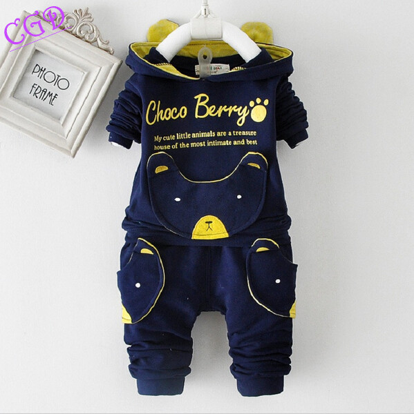 Hot 2pcs set Baby Boy Baby font b Girl b font font b Clothing b font