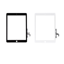 High quality Outer Capacitive Screen Multi-touch Digitizer Replacement Assembly Front Glass Replacement Only for iPad Air 5(China (Mainland))