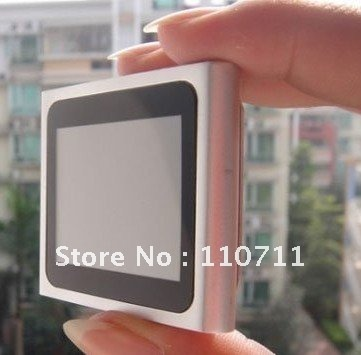 MP4-плеер Brand New 10 6 8GB MP3 mp4/1.8' + DHL /ems 6th Gen 1.8'' Touch Screen Mp4