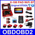 XTOOL X 100 PAD Tablet X100 Pad Update Online By WiFi PIN Code Key Programmer X
