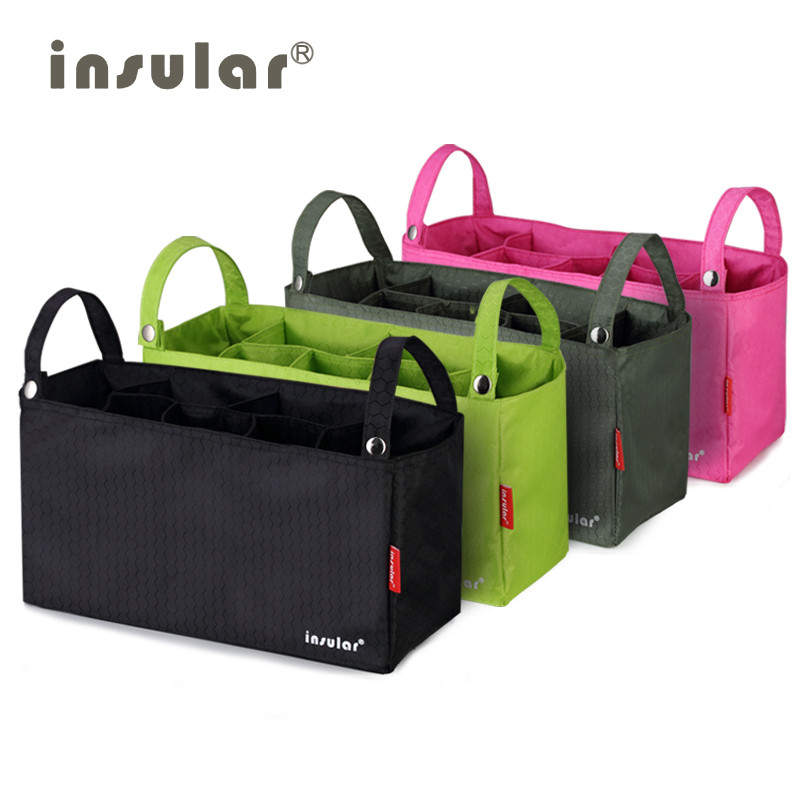 New Arrival Free Shipping Multifunctional Stroller Organizer Bag Baby Diaper Bags Liner Bag Changing Bags For Strollers<br><br>Aliexpress